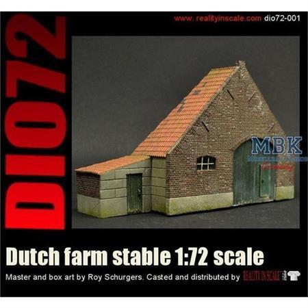 Dutch Farm Stable