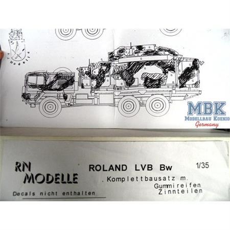 Roland LVB 6x6 Bundeswehr