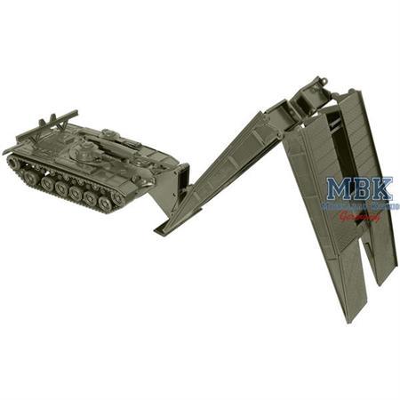 Brückenlegepanzer M 48