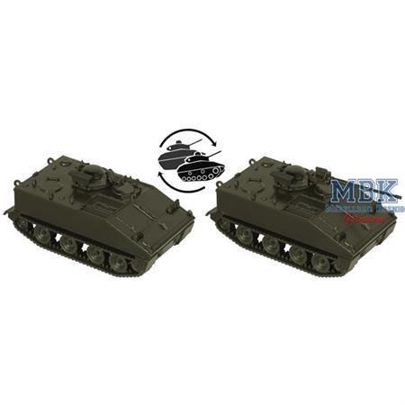 Spähpanzer M 114 / M 114 A1