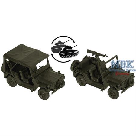 Ford Mutt M 151 A2