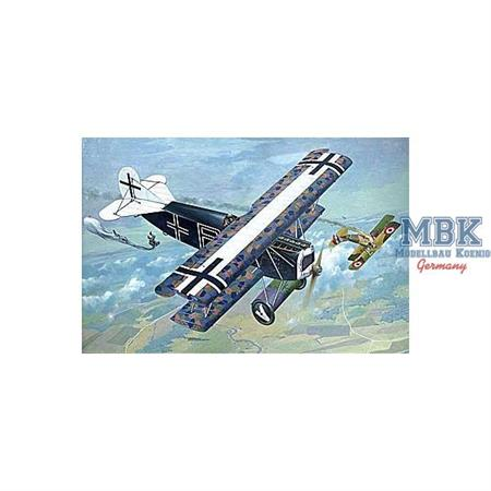 Fokker D.VII OAW (mid)