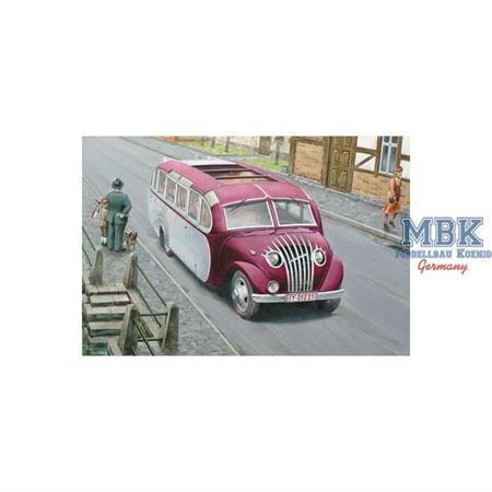 Opel Blitz Omnibus Strassenzepp Typ Essen
