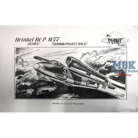"Heinkel He P.1077 ""Romeo"""