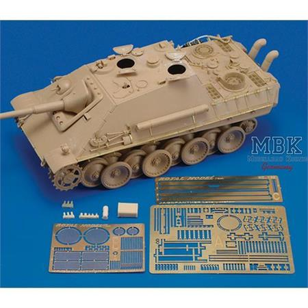 Jagdpanther late Set