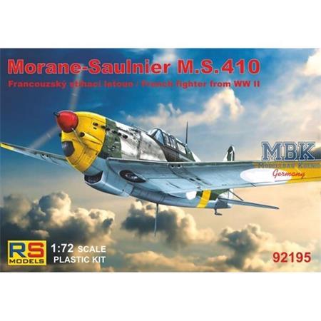 Morane-Saulnier MS.410