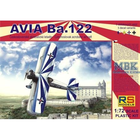 Avia Ba.122