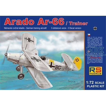 Arado 66 Trainer Luftwaffe