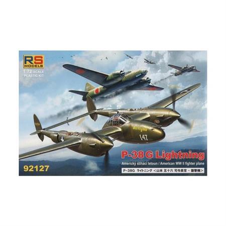 P-38 G lightning