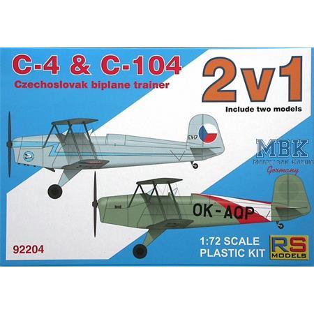 C4 + C104 Double