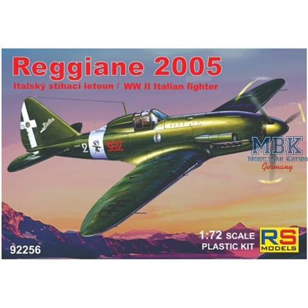 Reggiane 2005