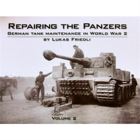 Repairing the Panzers Band 2