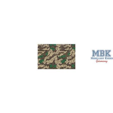 Camouflage Pattern (Wehrmacht Heer) Splinter B