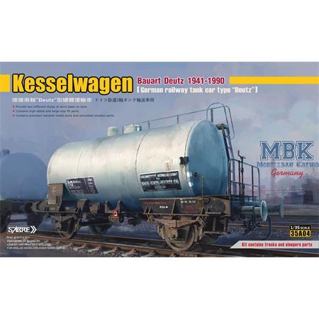 Kesselwagen- Bauart Deutz 1941-1990