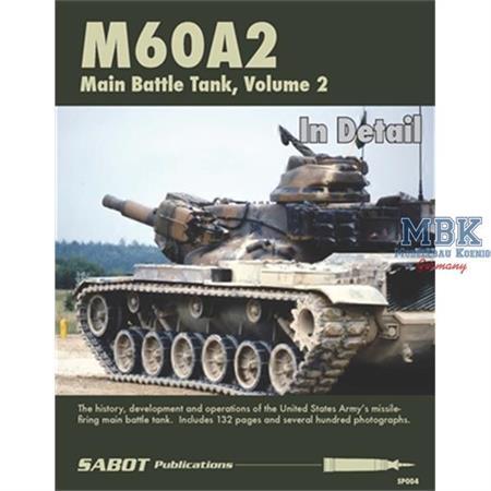 M60A2 Main Battle Tank in Detail Vol. 2