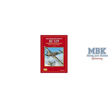 Messerschmitt Bf109 Part 2: F to K Variants