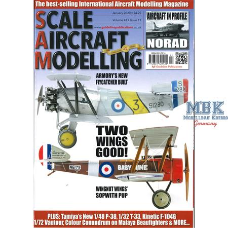 Scale Aircraft Modelling Januar 2020