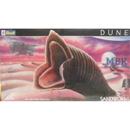 """Dune der Wüstenplanet """"Sandwurm """""""