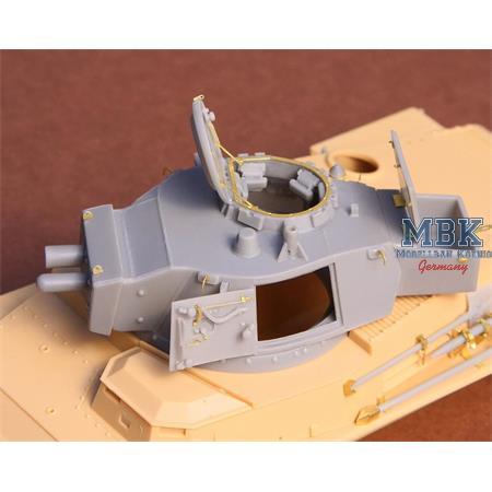 Toldi II (B40) corrected turret