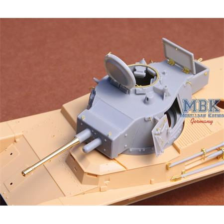 Toldi II (B40) corrected turret incl. Metal barrel