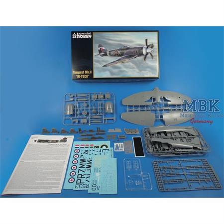 """Hawker Tempest Mk. II """"HI-TECH"""""""