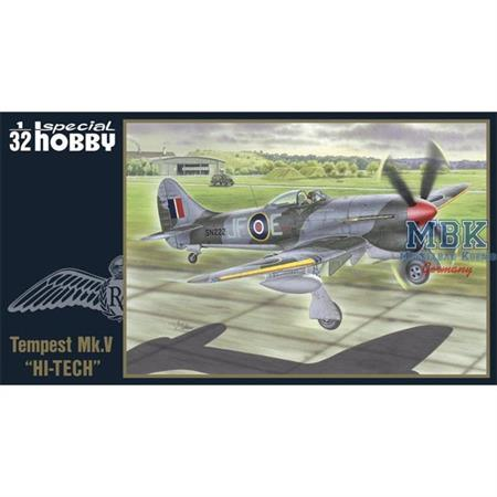 Hawker Tempest Mk. V Hi-Tech 2    1/32