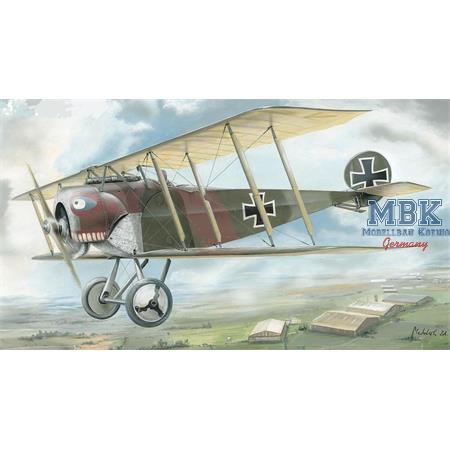 "Fokker D. II ""Grünzweig`s Planes"""