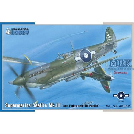 "Supermarine Seafire Mk.III ""Last fights over"""