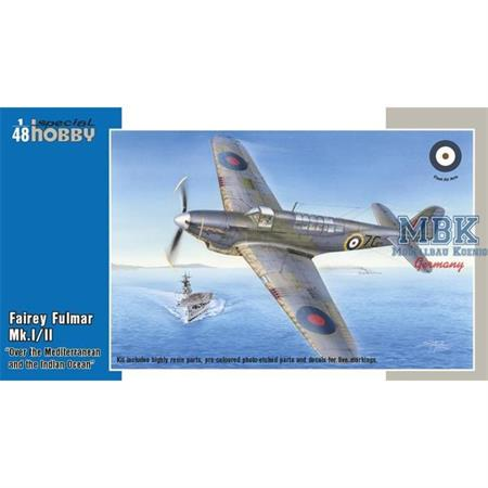 Fairey Fulmar Mk. I/II Hi-Tech version