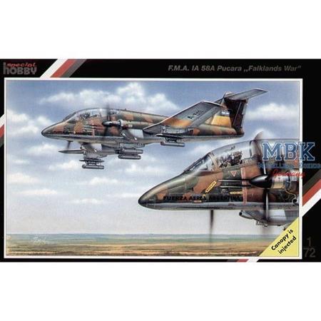 FMA IA-58A Pucara 'Falkland War'