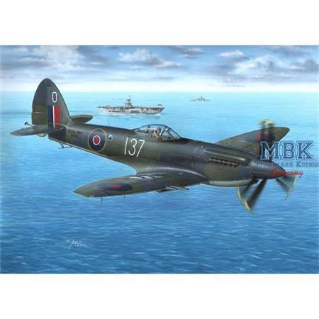 Supermarine Seafire FR. Mk.47
