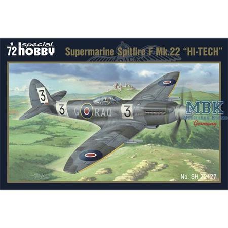 Spitfire Mk.22
