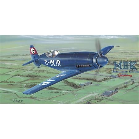 Messerschmitt Me 209V-1