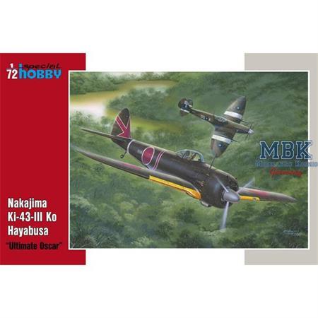 Nakajima Ki-43-III Ko Hayabusa