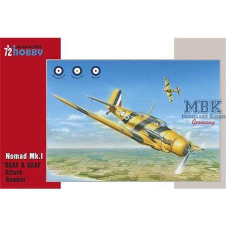 Nomad Mk. I    1/72