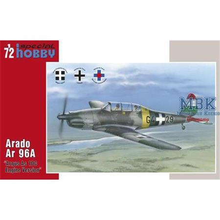 Arado Ar 96A  1/72