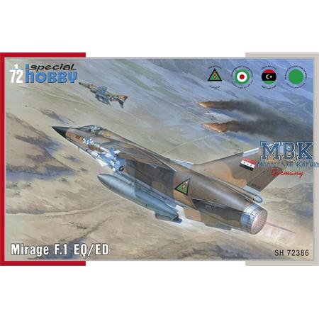 Mirage F.1 EQ/ ED