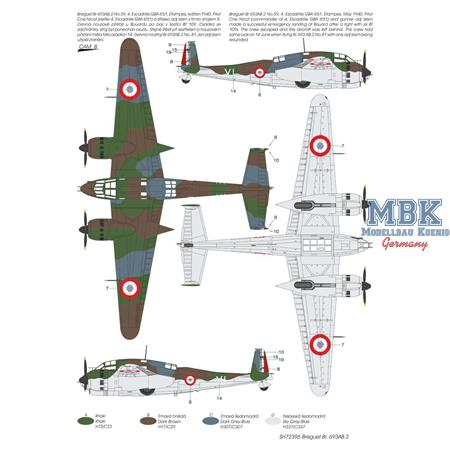 Breguet Br.693AB.2 'French Attack-Bomber'
