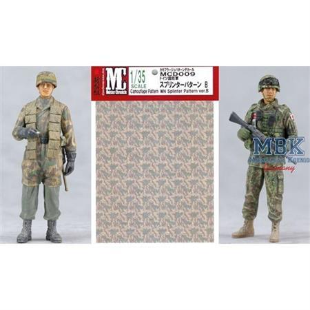 Modern U.S. Camouflage Schema digital ACU