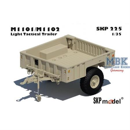 Light Tactical Trailer M1101/M1102
