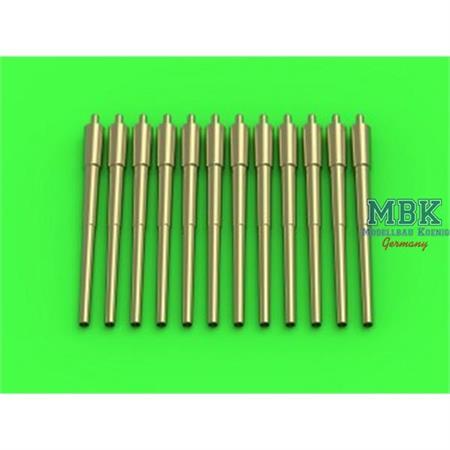 German 30,5cm/50 (12in) SK L/50 barrels