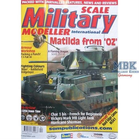 Scale Military Modeller - April 2012