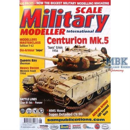 Scale Military Modeller - August 2011
