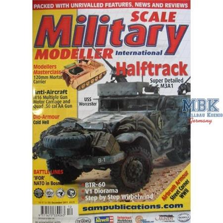 Scale Military Modeller - Dezember 2011