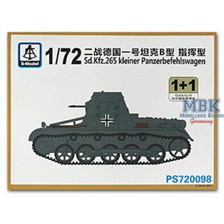 Sd.Kfz.265 Kleiner Panzerbefehlswagen (2in1)