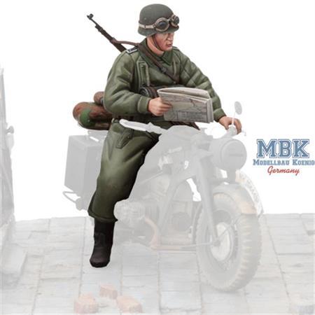 German Motorcycle Trooper 2