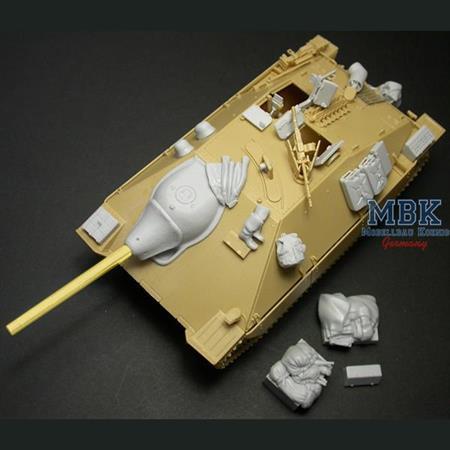 Jagdpanzer 38(t) late Detail up Set
