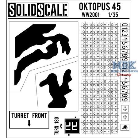 OKTOPUS 45 MASK