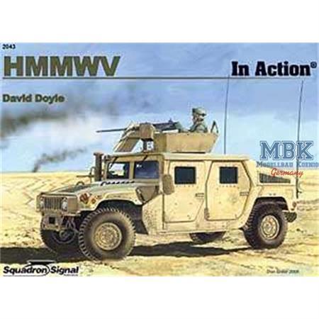 HMMWV In Action