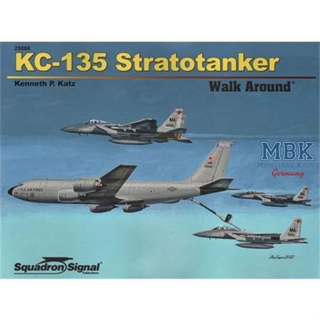 Boeing KC-135 STRATOTANKER Walk Around